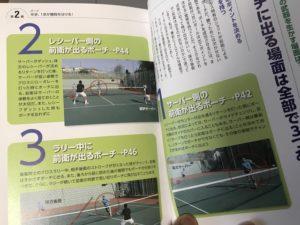 テニス・ダブルス ポジショニングの基本と実践_P32,33