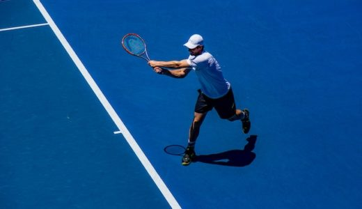テニス強くなりたい、試合で勝ちたいならプロの試合を見なきゃ絶対損な訳