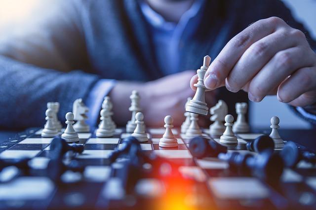 戦略のイメージ画像