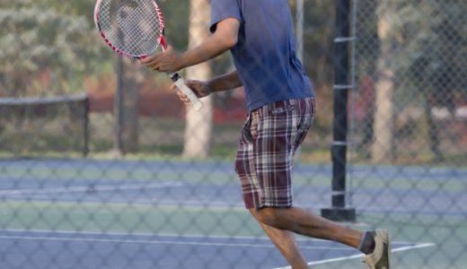 テニスの練習と試合の違い【本番で何故いつも通りに打てないのか】